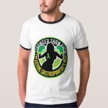 Gastroparesis Boxing Girl T-Shirt