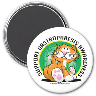 Gastroparesis Cat Magnet