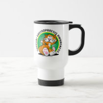 Gastroparesis Cat Travel Mug