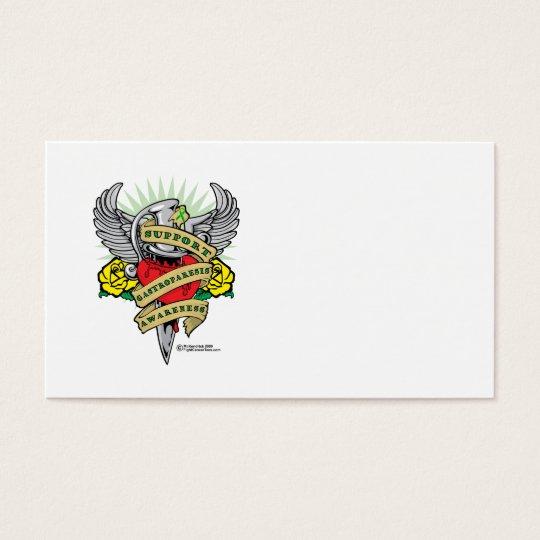 Gastroparesis Dagger Business Card