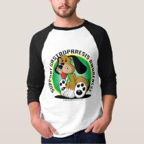 Gastroparesis Dog T-Shirt