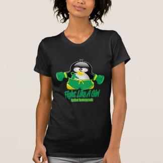Gastroparesis Fighting Penguin T-Shirt