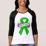 Gastroparesis Find A Cure Ribbon Tshirt