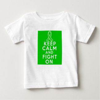 Gastroparesis Keep Calm and Fight On Infant T-shirt