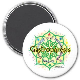 Gastroparesis Lotus Magnet