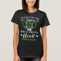 gastroparesis sisters connected by heart T-Shirt