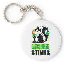 Gastroparesis Stinks Keychain