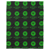 Gastroparesis Sucks Fleece Blanket