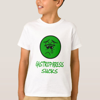 Gastroparesis Sucks T-Shirt