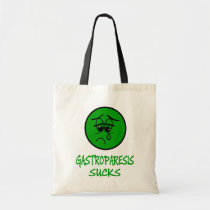 Gastroparesis Sucks Tote Bag