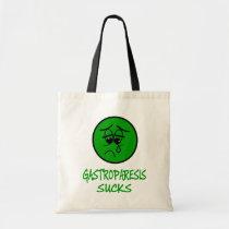 Gastroparesis Sucks Tote Bag