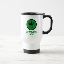 Gastroparesis Sucks Travel Mug