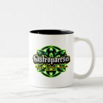 Gastroparesis Tribal Two-Tone Coffee Mug