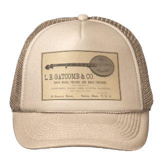 Gatcomb Ad Hat