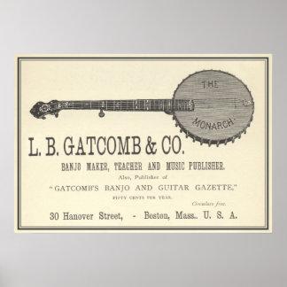 Gatcomb Poster