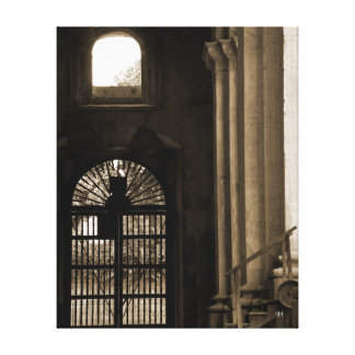 Gate Gallery Wrapped Canvas