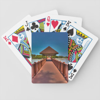 Gate Dickson, Malaysia Bicycle Playing Cards