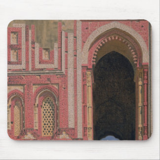 Gate Near Kutub-Minar, Old Delhi, 1875 Mouse Pad