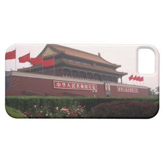 Gate of Heavenly Peace, Beijing, China iPhone SE/5/5s Case