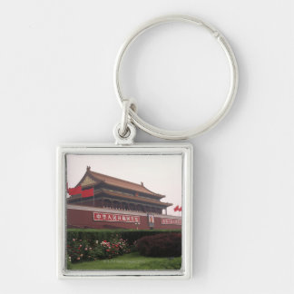Gate of Heavenly Peace, Beijing, China Key Chains