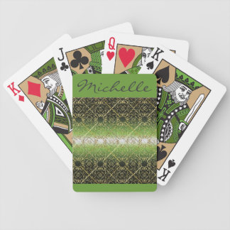 Gate Personalized Playing Cards