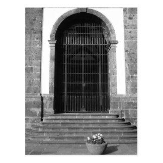 Gate Postcard