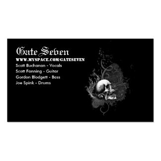 Gate Seven Business Cards