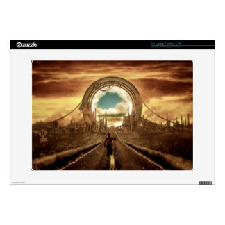 "Gate to Another World 15"" Laptop Skin"