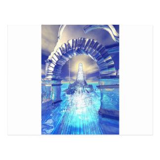 Gate to Atlantis Postcard