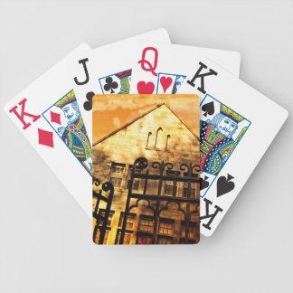 gate to house card decks