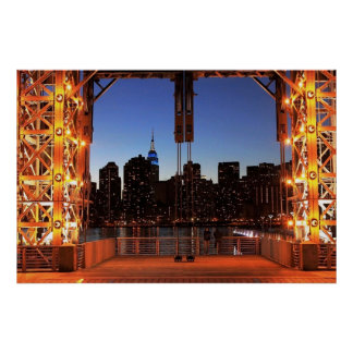 gate to Manhatten poster FROM 14.95