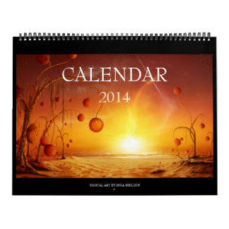 Gate To Nowhere Calendar 2014