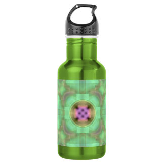 Gate to the Pasture Soft Abstract 18oz Water Bottle