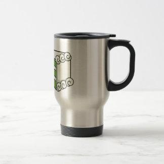 Gateau Matcha Kitty Mug