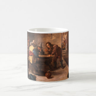Gatehouse with Saint Peter Delivered David Teniers Coffee Mug