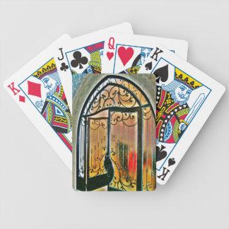 Gates 1 bicycle card decks