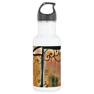 Gates 1 stainless steel water bottle