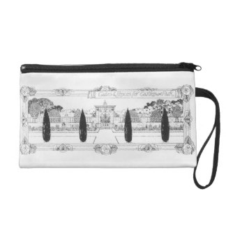 Gates and fences for garden and park, from 'The Ar Wristlet