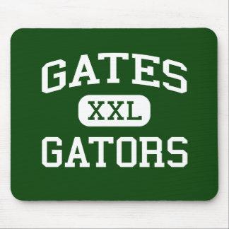 Gates - Gators - High School - Tacoma Washington Mouse Pads