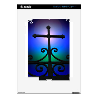 Gates of Heaven Decal For iPad 3
