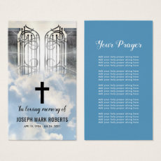 Gates of Heaven | Funeral Prayer