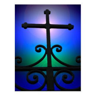 Gates of Heaven Postcard