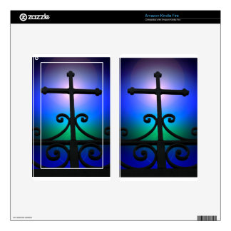 Gates of Heaven Skins For Kindle Fire