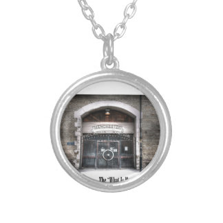 Gates of hell Three copy jpg Personalized Necklace
