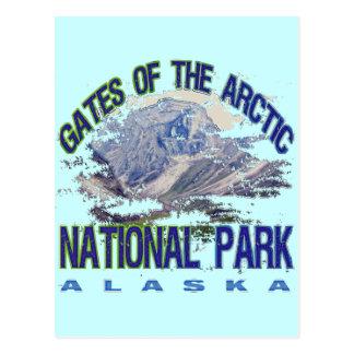 Gates of the Arctic National Park, Alaska Post Card