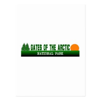 Gates of the Arctic National Park Postcards