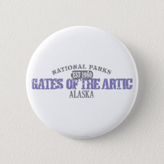 Gates Of The Artic National Park Button