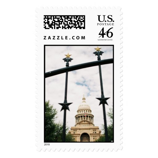 Gates of the Republic Postage Stamps