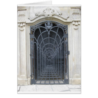 Gates to Heaven Greeting Card