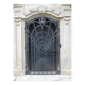 Gates to Heaven Postcard